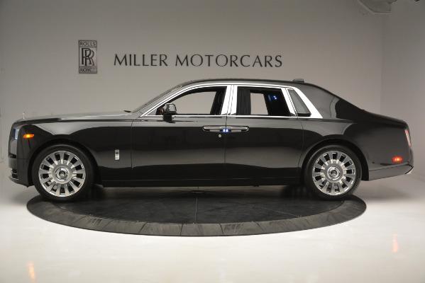 Used 2018 Rolls-Royce Phantom for sale Sold at Bugatti of Greenwich in Greenwich CT 06830 2