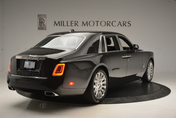 Used 2018 Rolls-Royce Phantom for sale Sold at Bugatti of Greenwich in Greenwich CT 06830 7
