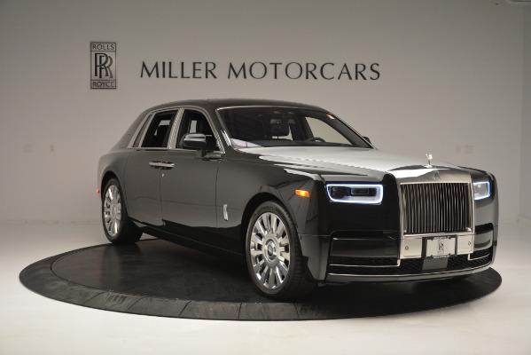 Used 2018 Rolls-Royce Phantom for sale Sold at Bugatti of Greenwich in Greenwich CT 06830 9