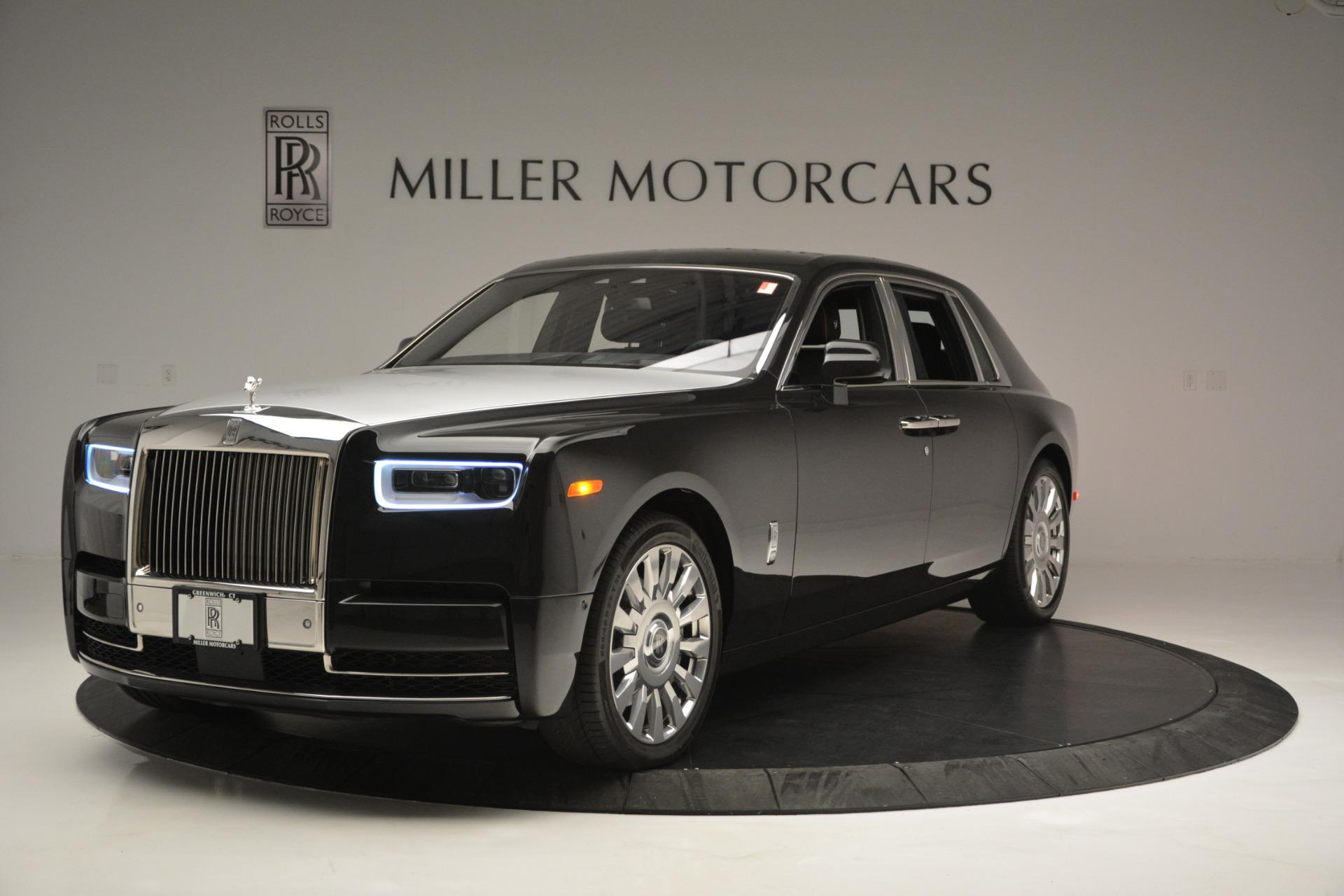 Used 2018 Rolls-Royce Phantom for sale Sold at Bugatti of Greenwich in Greenwich CT 06830 1