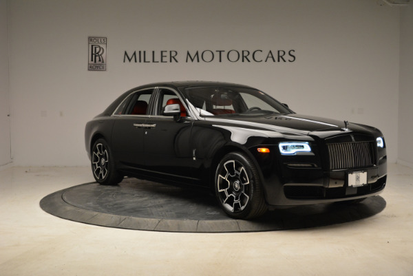 Used 2017 Rolls-Royce Ghost Black Badge for sale Sold at Bugatti of Greenwich in Greenwich CT 06830 11