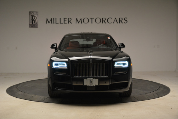 Used 2017 Rolls-Royce Ghost Black Badge for sale Sold at Bugatti of Greenwich in Greenwich CT 06830 12