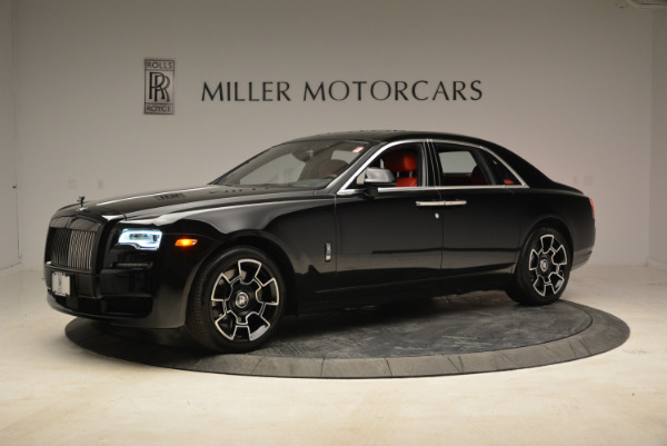 Used 2017 Rolls-Royce Ghost Black Badge for sale Sold at Bugatti of Greenwich in Greenwich CT 06830 2