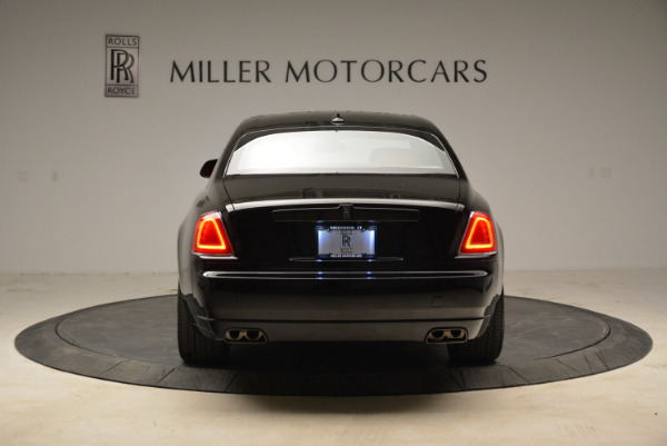 Used 2017 Rolls-Royce Ghost Black Badge for sale Sold at Bugatti of Greenwich in Greenwich CT 06830 6