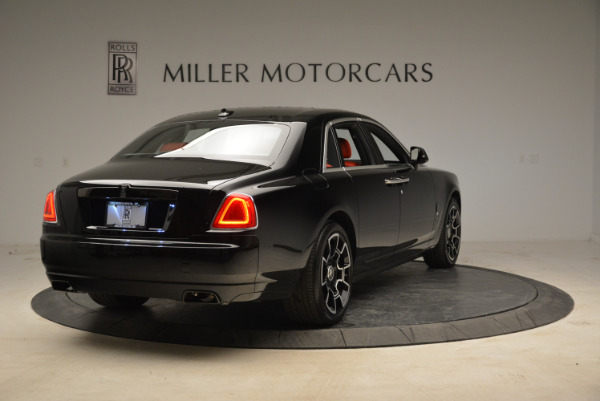 Used 2017 Rolls-Royce Ghost Black Badge for sale Sold at Bugatti of Greenwich in Greenwich CT 06830 7