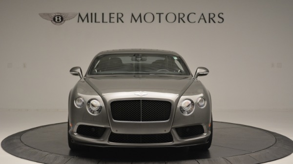 Used 2015 Bentley Continental GT V8 S for sale Sold at Bugatti of Greenwich in Greenwich CT 06830 12