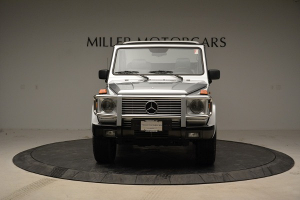Used 1999 Mercedes Benz G500 Cabriolet for sale Sold at Bugatti of Greenwich in Greenwich CT 06830 12