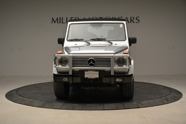 Used 1999 Mercedes Benz G500 Cabriolet for sale Sold at Bugatti of Greenwich in Greenwich CT 06830 20