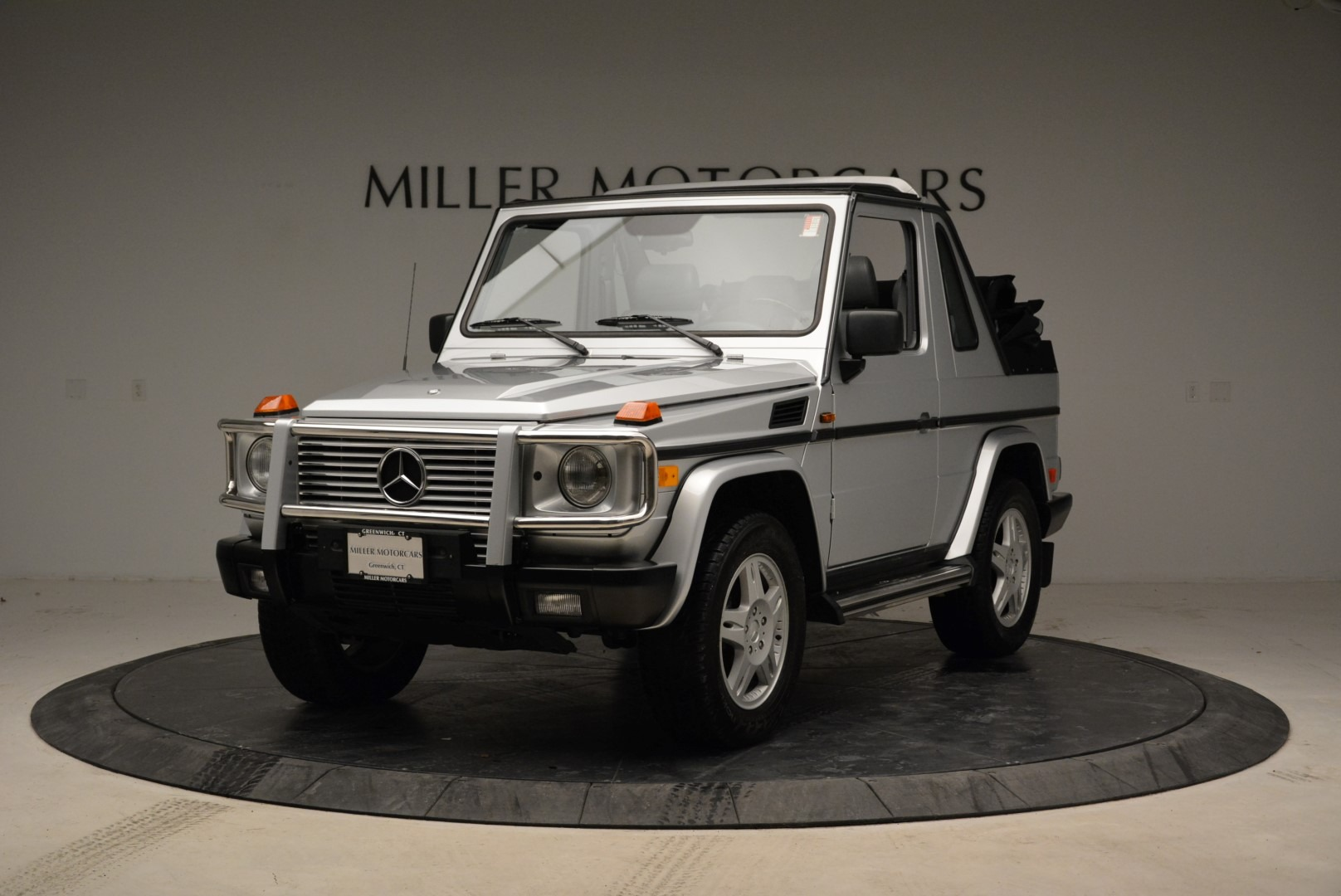 Used 1999 Mercedes Benz G500 Cabriolet for sale Sold at Bugatti of Greenwich in Greenwich CT 06830 1