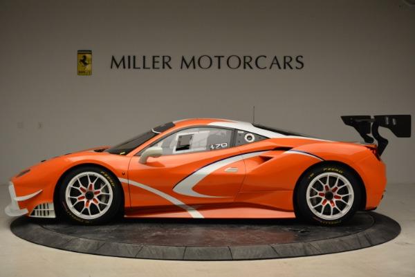 Used 2017 Ferrari 488 Challenge for sale Sold at Bugatti of Greenwich in Greenwich CT 06830 3