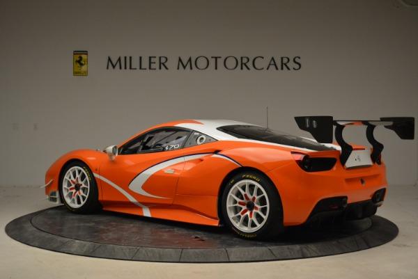 Used 2017 Ferrari 488 Challenge for sale Sold at Bugatti of Greenwich in Greenwich CT 06830 4
