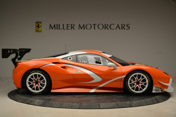 Used 2017 Ferrari 488 Challenge for sale Sold at Bugatti of Greenwich in Greenwich CT 06830 9