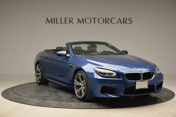 Used 2013 BMW M6 Convertible for sale Sold at Bugatti of Greenwich in Greenwich CT 06830 11