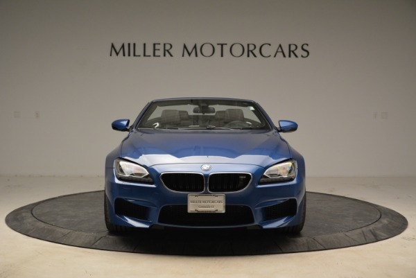 Used 2013 BMW M6 Convertible for sale Sold at Bugatti of Greenwich in Greenwich CT 06830 12