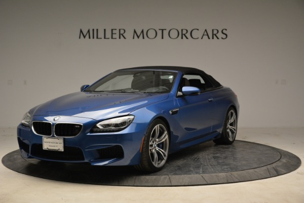 Used 2013 BMW M6 Convertible for sale Sold at Bugatti of Greenwich in Greenwich CT 06830 13