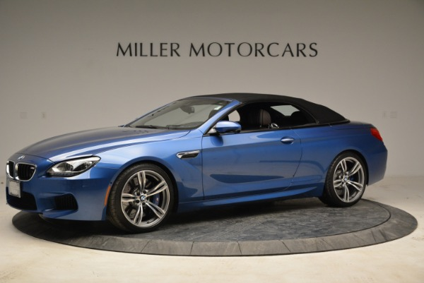 Used 2013 BMW M6 Convertible for sale Sold at Bugatti of Greenwich in Greenwich CT 06830 14