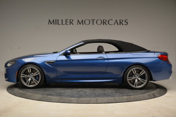 Used 2013 BMW M6 Convertible for sale Sold at Bugatti of Greenwich in Greenwich CT 06830 15