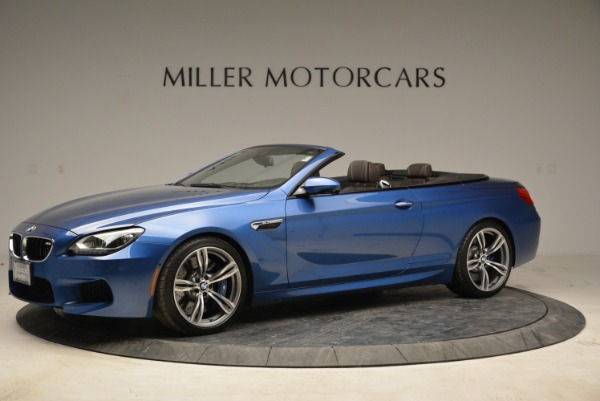 Used 2013 BMW M6 Convertible for sale Sold at Bugatti of Greenwich in Greenwich CT 06830 2