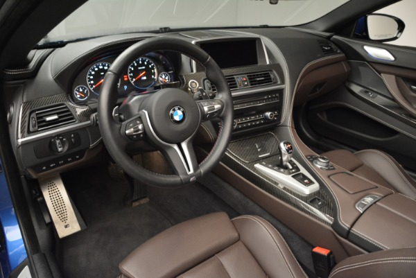 Used 2013 BMW M6 Convertible for sale Sold at Bugatti of Greenwich in Greenwich CT 06830 25