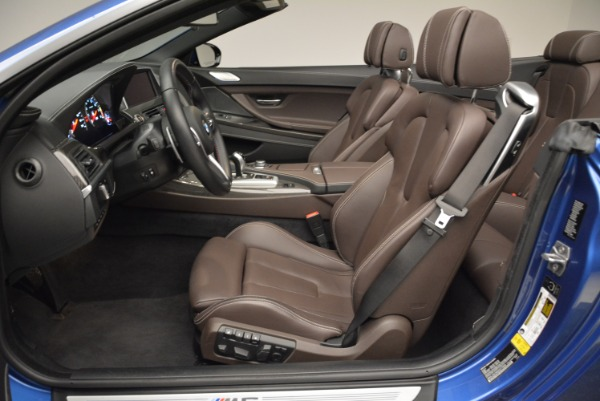 Used 2013 BMW M6 Convertible for sale Sold at Bugatti of Greenwich in Greenwich CT 06830 26