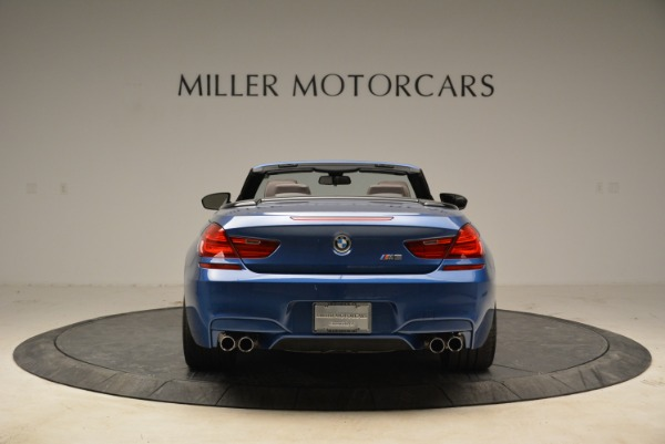 Used 2013 BMW M6 Convertible for sale Sold at Bugatti of Greenwich in Greenwich CT 06830 6