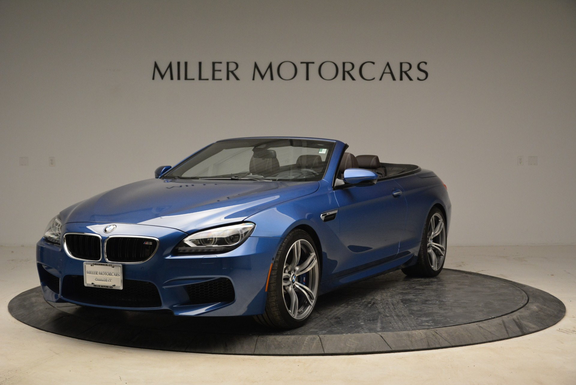 Used 2013 BMW M6 Convertible for sale Sold at Bugatti of Greenwich in Greenwich CT 06830 1