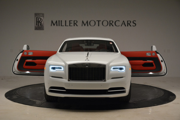 New 2018 Rolls-Royce Wraith for sale Sold at Bugatti of Greenwich in Greenwich CT 06830 13