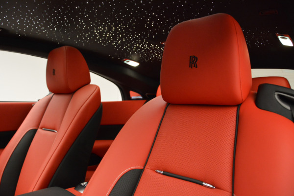 New 2018 Rolls-Royce Wraith for sale Sold at Bugatti of Greenwich in Greenwich CT 06830 17