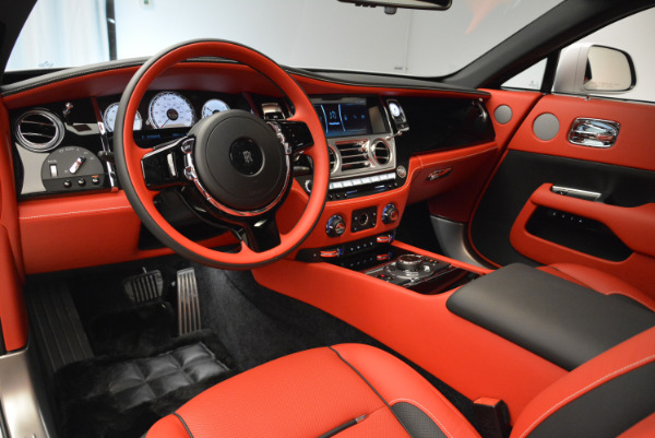 New 2018 Rolls-Royce Wraith for sale Sold at Bugatti of Greenwich in Greenwich CT 06830 19