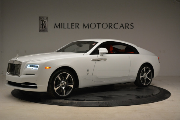 New 2018 Rolls-Royce Wraith for sale Sold at Bugatti of Greenwich in Greenwich CT 06830 2