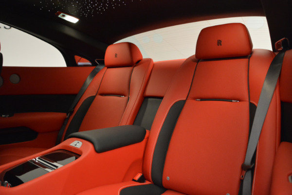 New 2018 Rolls-Royce Wraith for sale Sold at Bugatti of Greenwich in Greenwich CT 06830 23