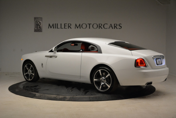 New 2018 Rolls-Royce Wraith for sale Sold at Bugatti of Greenwich in Greenwich CT 06830 4