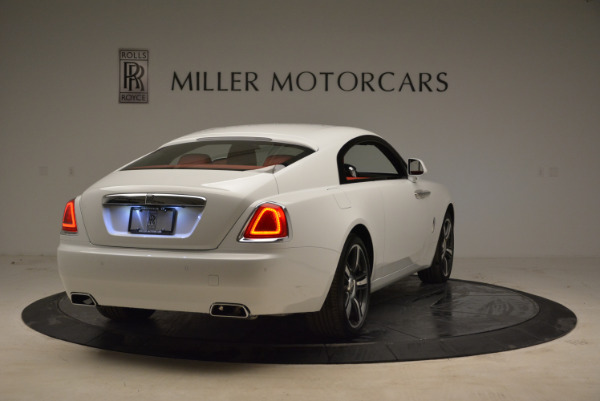 New 2018 Rolls-Royce Wraith for sale Sold at Bugatti of Greenwich in Greenwich CT 06830 7