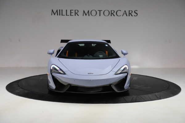 Used 2018 McLaren 570S Spider for sale Sold at Bugatti of Greenwich in Greenwich CT 06830 9