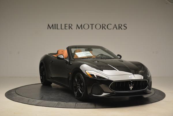 New 2018 Maserati GranTurismo MC Convertible for sale Sold at Bugatti of Greenwich in Greenwich CT 06830 10