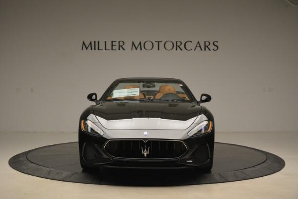 New 2018 Maserati GranTurismo MC Convertible for sale Sold at Bugatti of Greenwich in Greenwich CT 06830 11