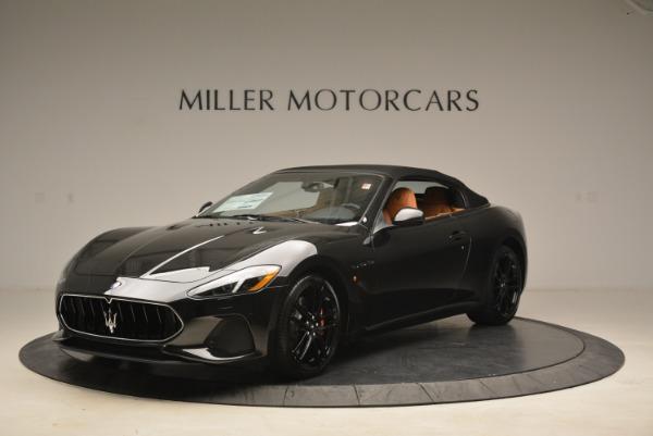 New 2018 Maserati GranTurismo MC Convertible for sale Sold at Bugatti of Greenwich in Greenwich CT 06830 12