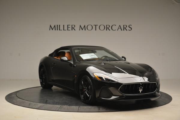 New 2018 Maserati GranTurismo MC Convertible for sale Sold at Bugatti of Greenwich in Greenwich CT 06830 21