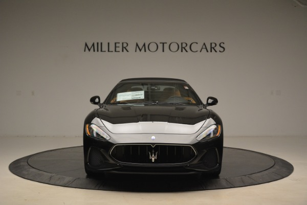 New 2018 Maserati GranTurismo MC Convertible for sale Sold at Bugatti of Greenwich in Greenwich CT 06830 22