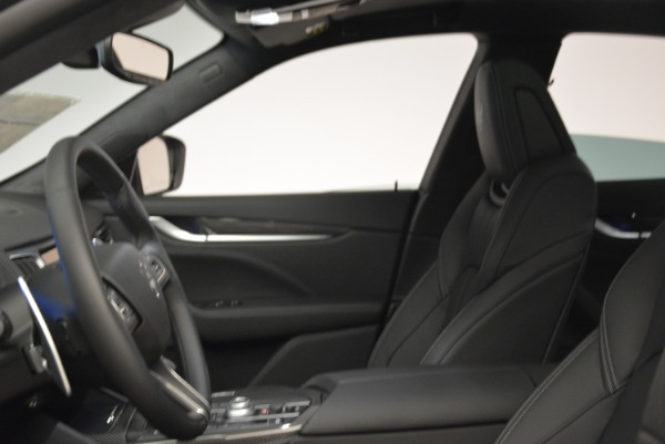 New 2018 Maserati Levante Q4 GranSport for sale Sold at Bugatti of Greenwich in Greenwich CT 06830 13