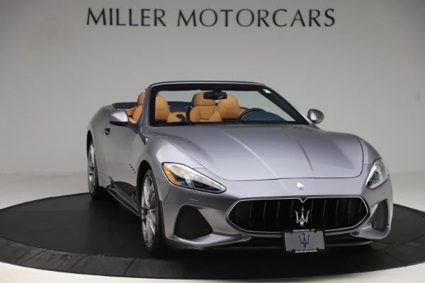 Used 2018 Maserati GranTurismo Sport Convertible for sale Sold at Bugatti of Greenwich in Greenwich CT 06830 11