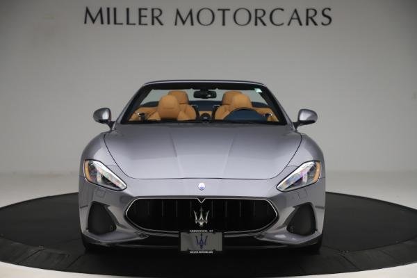 Used 2018 Maserati GranTurismo Sport Convertible for sale Sold at Bugatti of Greenwich in Greenwich CT 06830 12