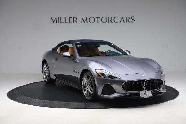 Used 2018 Maserati GranTurismo Sport Convertible for sale Sold at Bugatti of Greenwich in Greenwich CT 06830 13