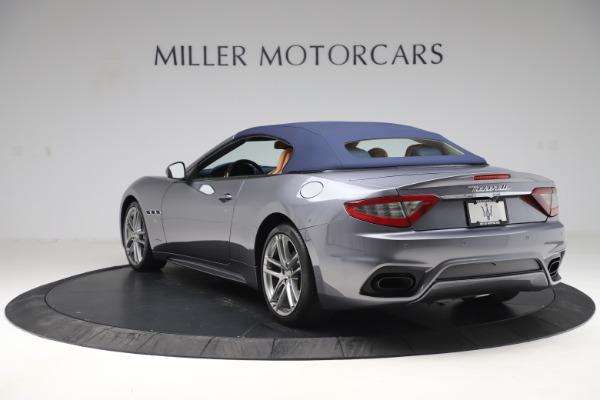 Used 2018 Maserati GranTurismo Sport Convertible for sale Sold at Bugatti of Greenwich in Greenwich CT 06830 16