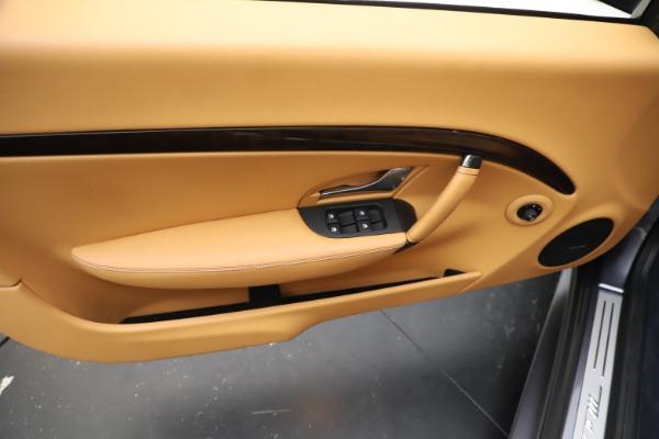 Used 2018 Maserati GranTurismo Sport Convertible for sale Sold at Bugatti of Greenwich in Greenwich CT 06830 23