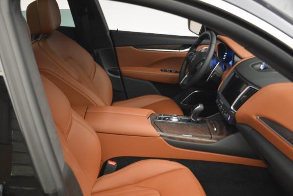New 2018 Maserati Levante S Q4 GranLusso for sale Sold at Bugatti of Greenwich in Greenwich CT 06830 20