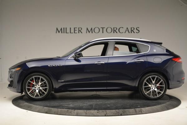 New 2018 Maserati Levante S Q4 GranLusso for sale Sold at Bugatti of Greenwich in Greenwich CT 06830 4