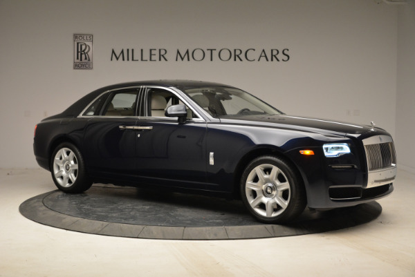 Used 2015 Rolls-Royce Ghost for sale Sold at Bugatti of Greenwich in Greenwich CT 06830 10
