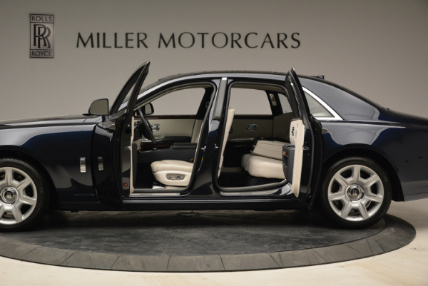 Used 2015 Rolls-Royce Ghost for sale Sold at Bugatti of Greenwich in Greenwich CT 06830 17