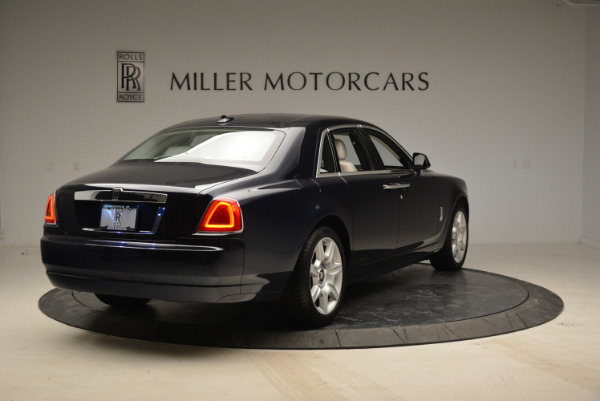 Used 2015 Rolls-Royce Ghost for sale Sold at Bugatti of Greenwich in Greenwich CT 06830 7